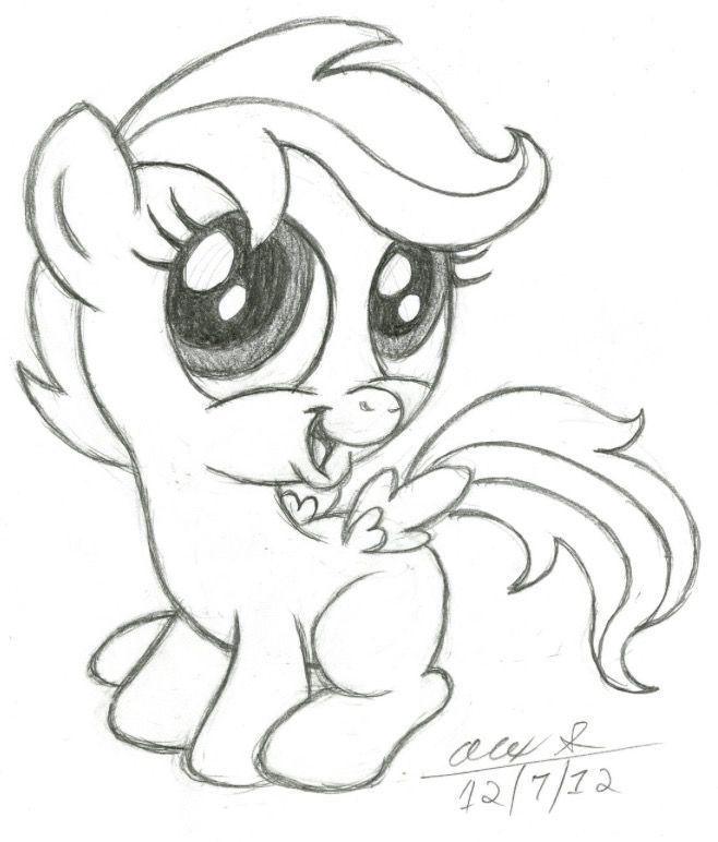 Cute Animal Drawing