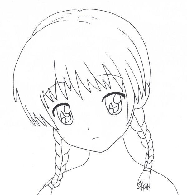 600x626 Cute Anime Girl By Toboe217
