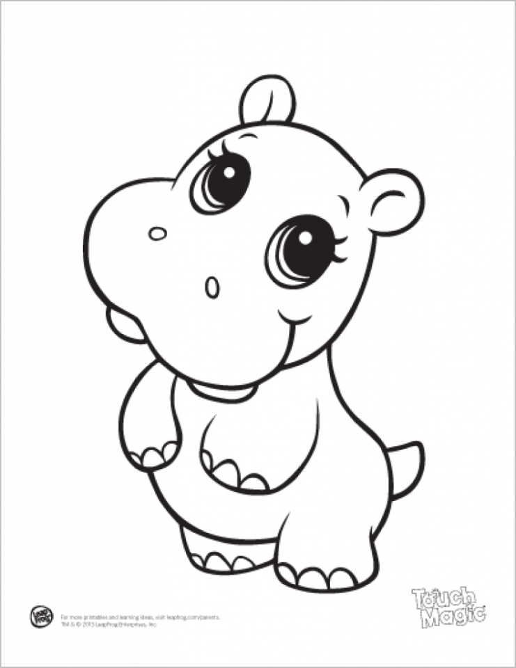 741x960 Fascinating Coloring Pages Of Cute Baby Animals 77 For Your