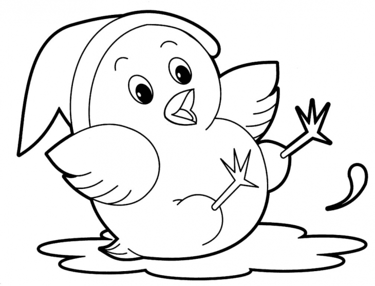 730x556 Coloring Pages For Kids Animals Cute In Funny Draw Print
