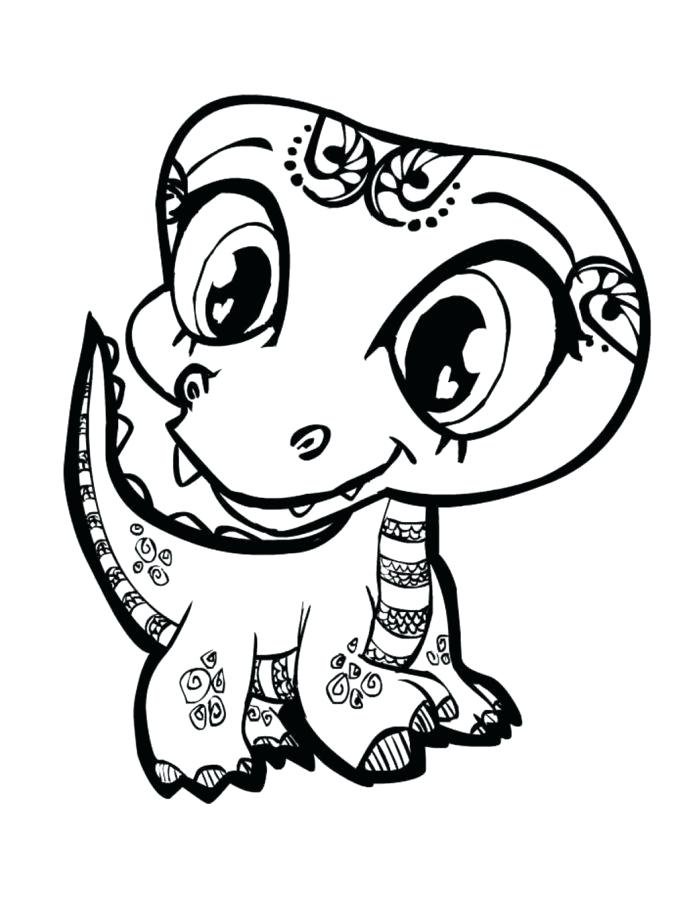 Cute Baby Animals Drawing at GetDrawings | Free download