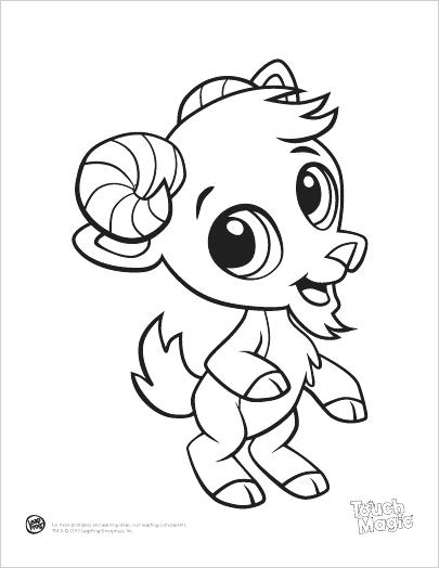 405x524 Cute Coloring Pages Of Baby Animals Lock Screen