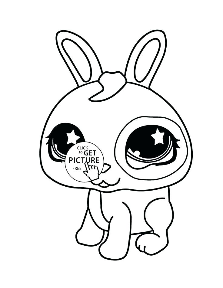 736x952 Coloring Pages Of Bunnies Pin Drawn Rabbit Coloring Page 8 Bunnies