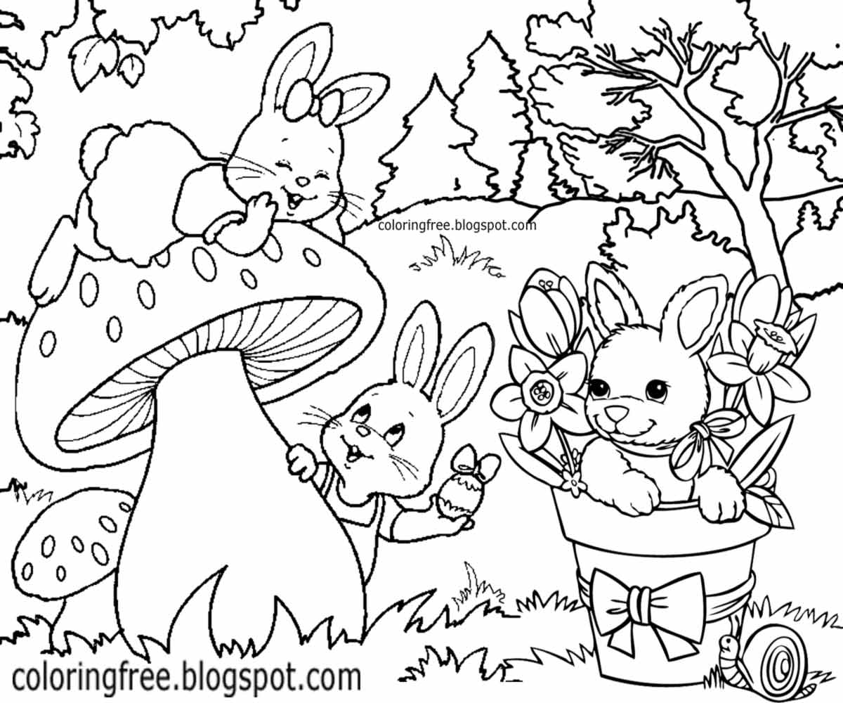 Cute Baby Bunny Drawing at GetDrawings.com | Free for personal use ...