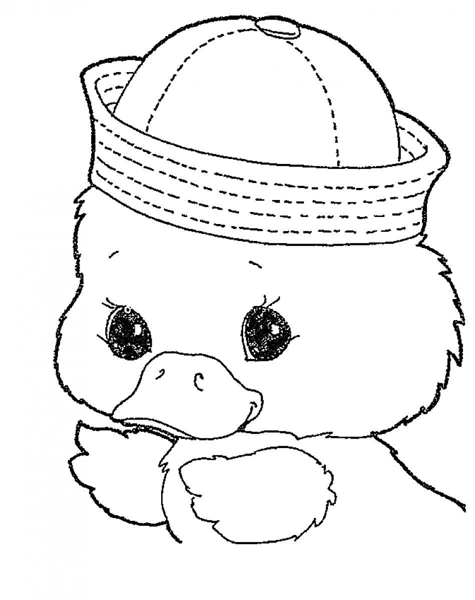 949x1200 Coloring Pages Of Cute Baby Animals