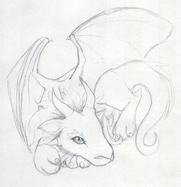 600x621 Baby Dragon By Kemurai6