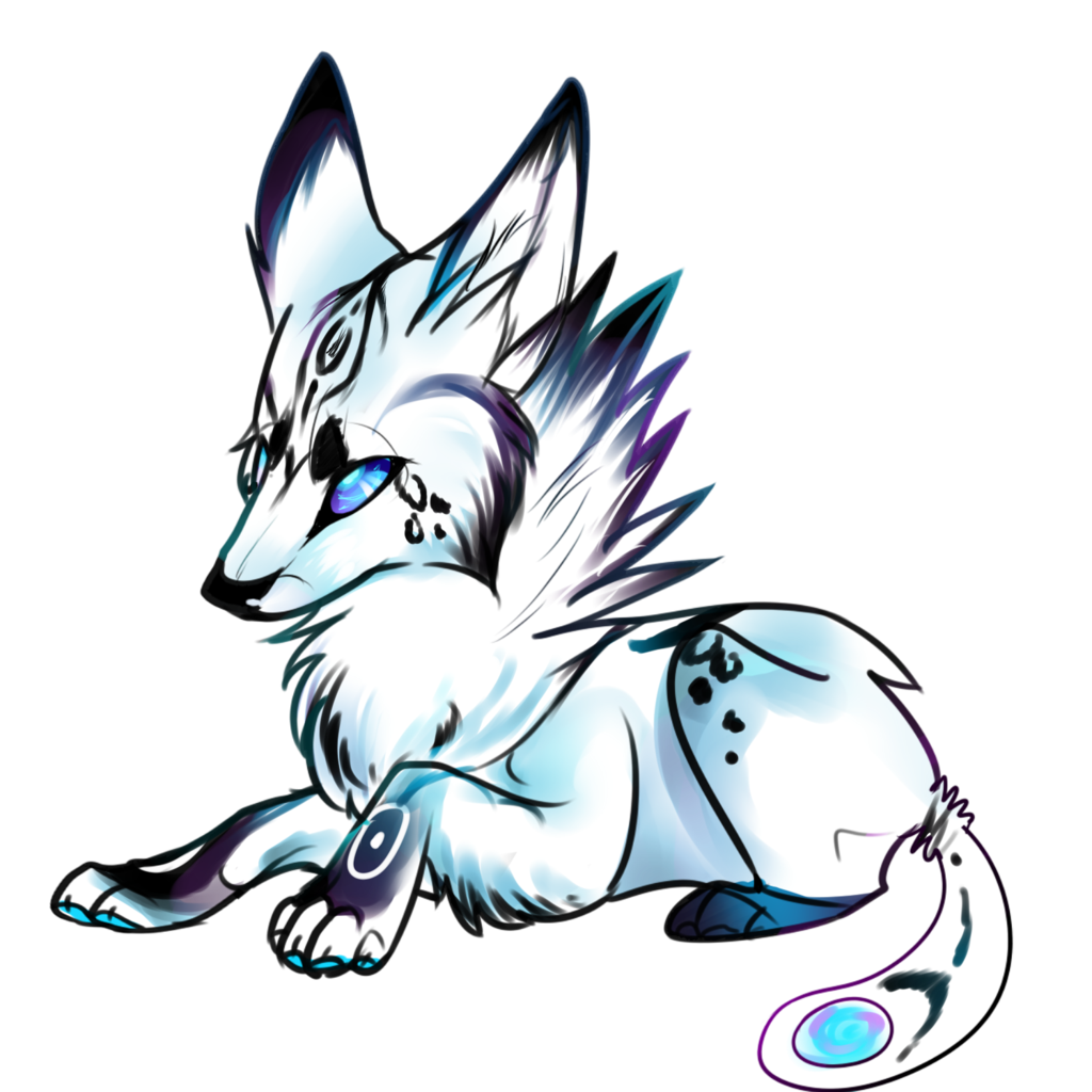 1024x1024 Baby Galaxy Wolf Auction In Payment By Butt Adopts.