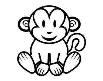 340x270 Baby monkey Etsy