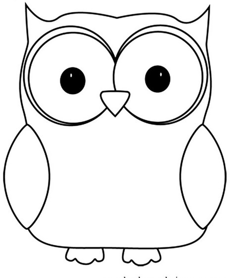 Cute Baby Owl Drawing at GetDrawings.com | Free for personal use ...