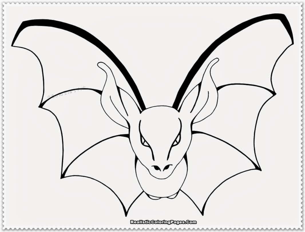 Cute Bat Drawing at GetDrawings | Free download