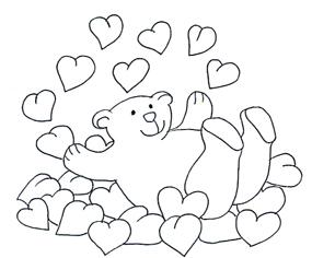 285x236 Cute Teddy Bear Clipart