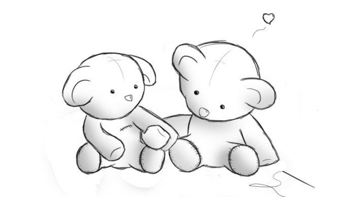 700x390 Teddy Bear Drawing Images Learn To Draw A Teddy Bear 1 8742201