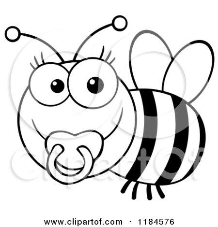 Cute Bee Drawing At Getdrawings Com