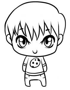 237x302 Gallery Cute Boy Drawing,