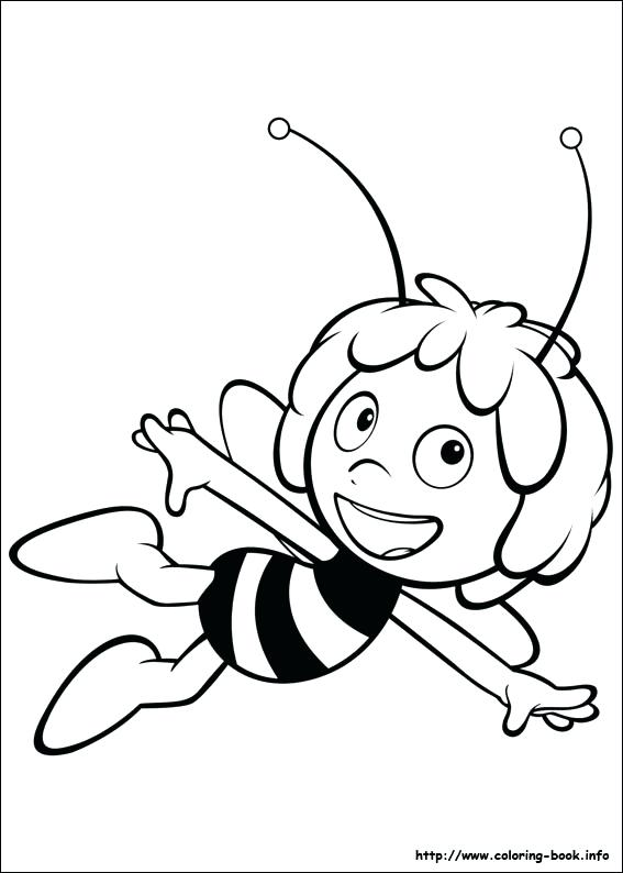 567x794 Bee Coloring Page Bumble Bee Coloring Page Cute Bumble Bee