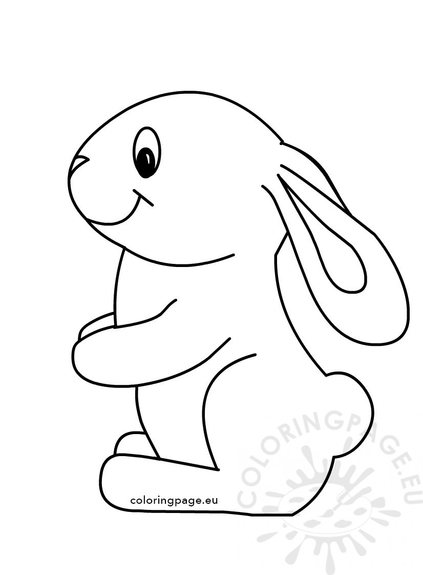 Cute Bunny Drawing Step By Step at GetDrawings.com | Free for ...