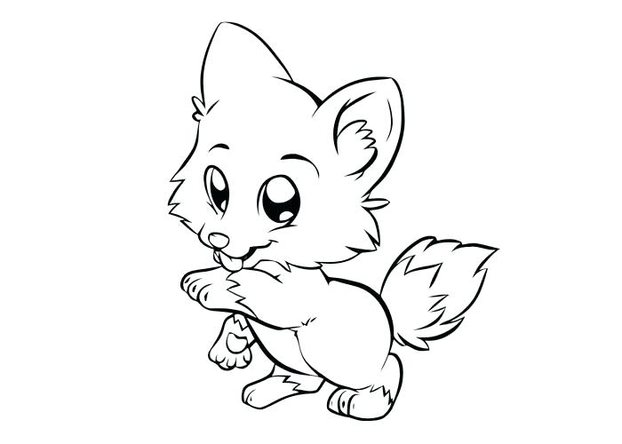 Cute Cartoon Dog Drawing at GetDrawings.com | Free for personal use ...