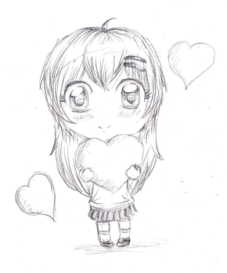 900x1081 Chibi Drawings