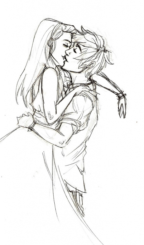 Cute Couple Drawing At Getdrawings Com Free For Personal Use Cute