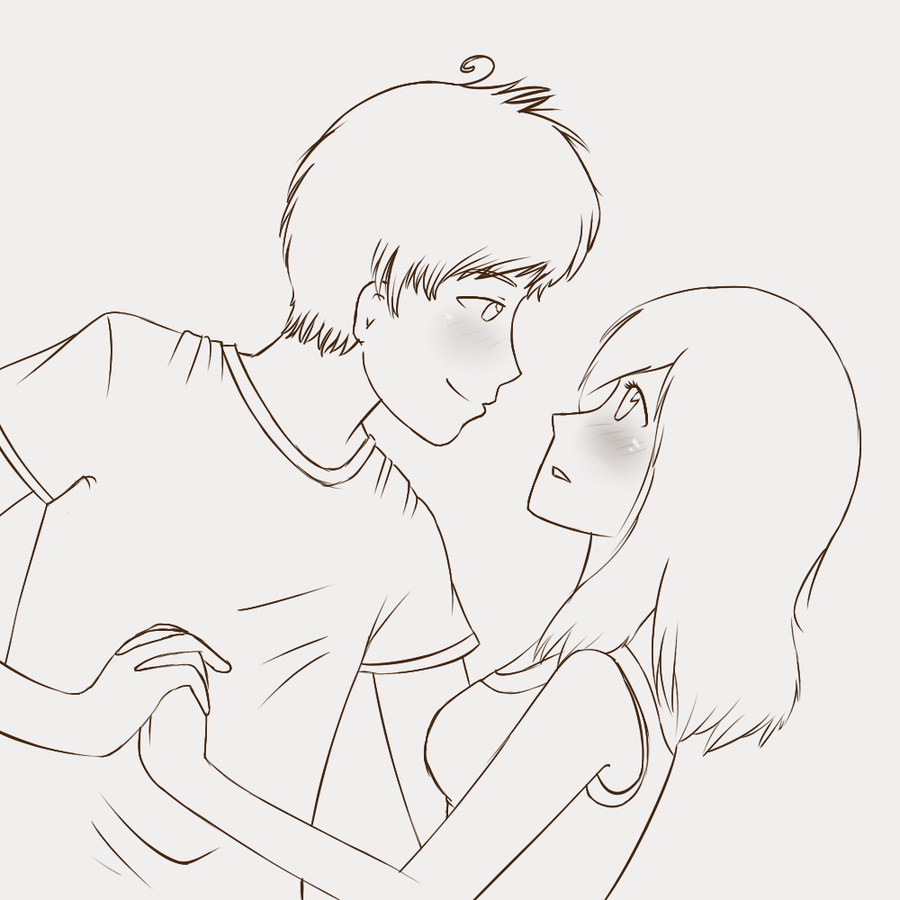 900x900 cute love drawing ideas cute couple drawing wishing that this was