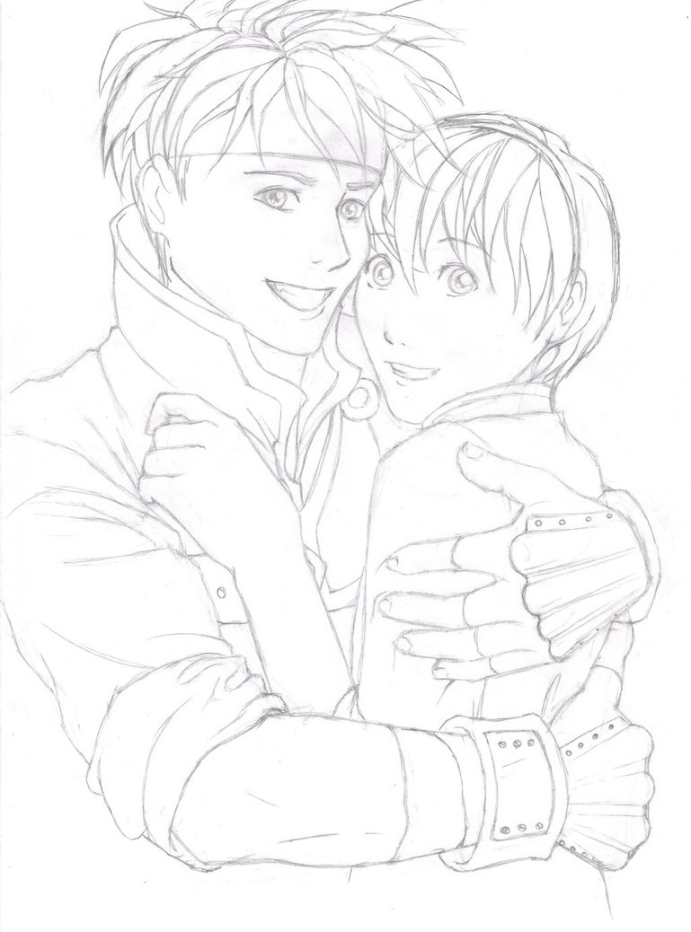 769x1038 Anime Couple Hugging Drawings In Pencil Photos Cute Couple Anime