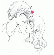 224x225 Image Result For Cute Love Couple Pencil Drawings ,n