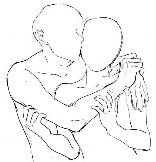 512x531 Kiss, Couple Pose Art Refs Guides Etc. Pose, Kiss