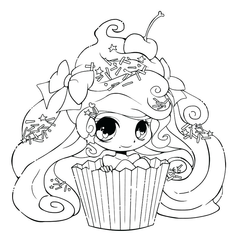 800x812 Cupcake Coloring Book Printable Coloring Pages Of Cupcake Coloring