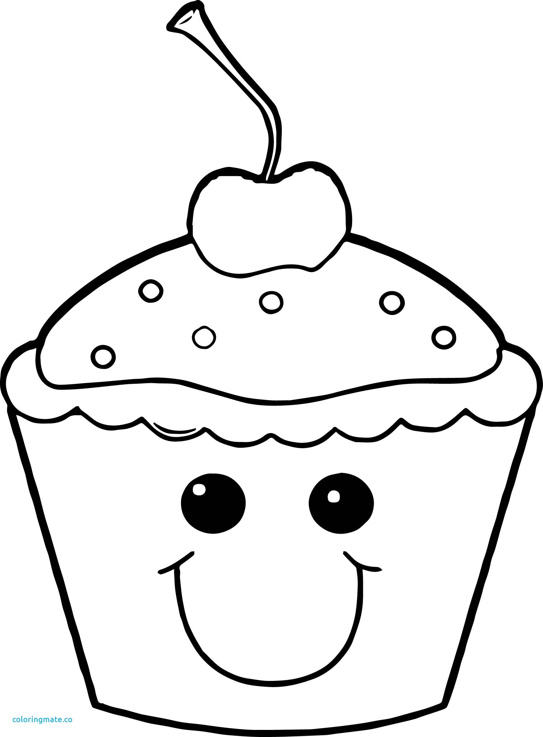 1761x2389 Cupcakes Coloring Pages Awesome 40 Cupcake Coloring Pages