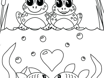 440x330 Awesome Cupid Coloring Pages Kids 7 Cute Valentines Valentine