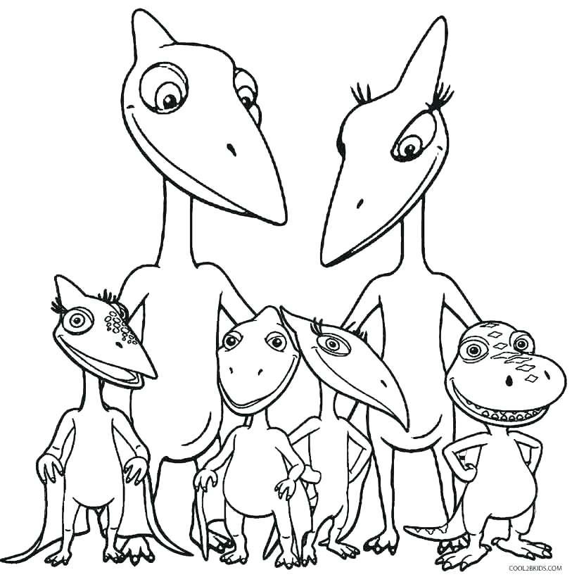 Cute Dinosaur Drawing at GetDrawings | Free download