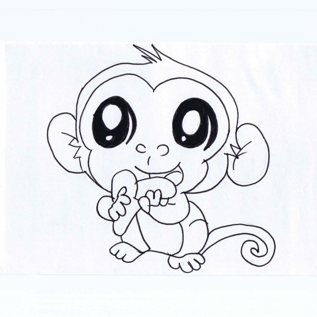 1023x1024 Drawings Cute Pictures to pin on Pinterest