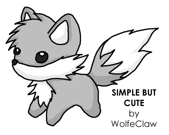 650x517 Simple.But Cute. by S Wolf on DeviantArt Tattoos Pinterest