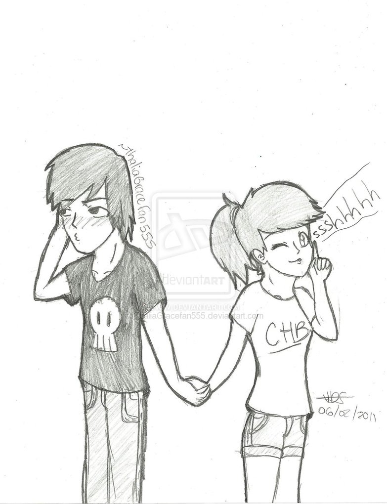 783x1020 Love Drawing For Girlfriend Cute Drawings For Your Boyfriend