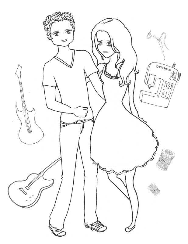 618x800 For Your Boyfriend Free Coloring Pages On Art