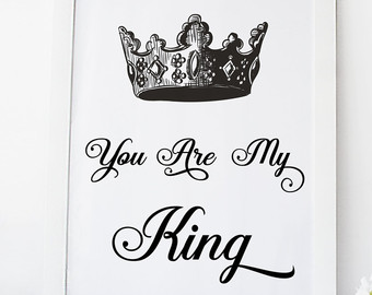 340x270 You Are My King Etsy