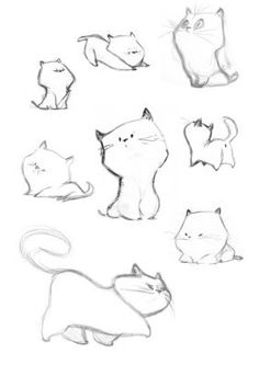 236x333 Chibi Pet Poses By On @