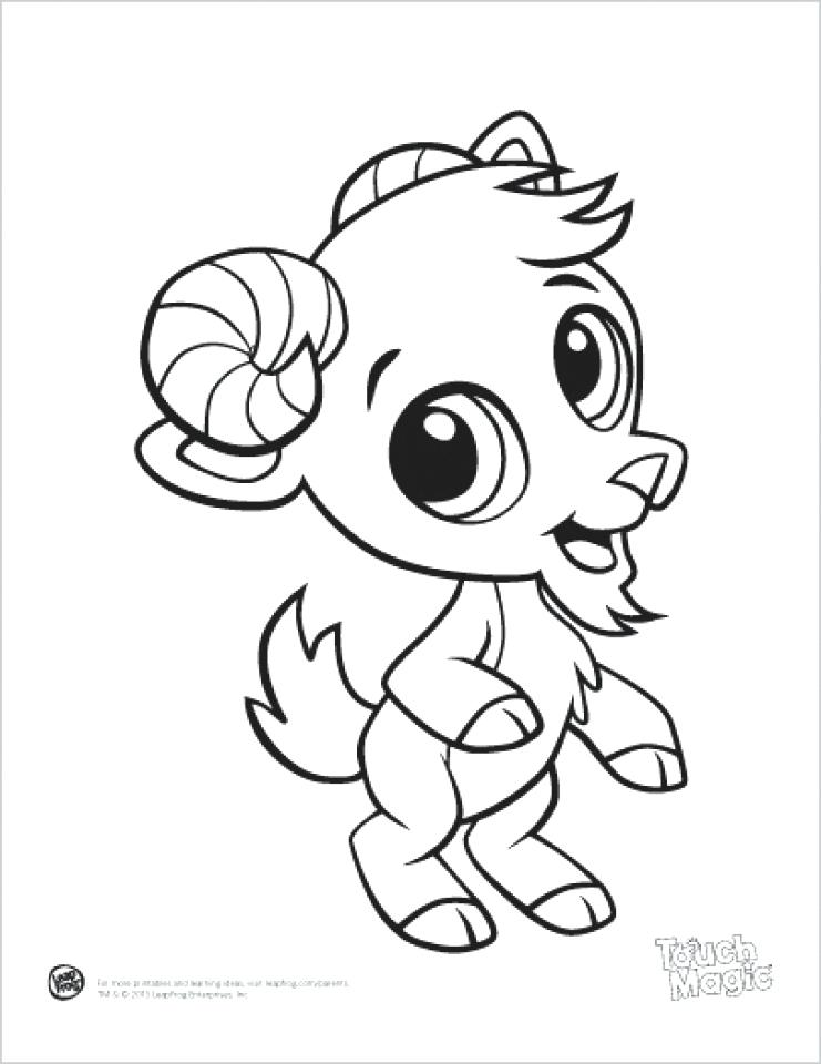 741x960 Cute Baby Animal Coloring Pages To Print Get This Printable I Love