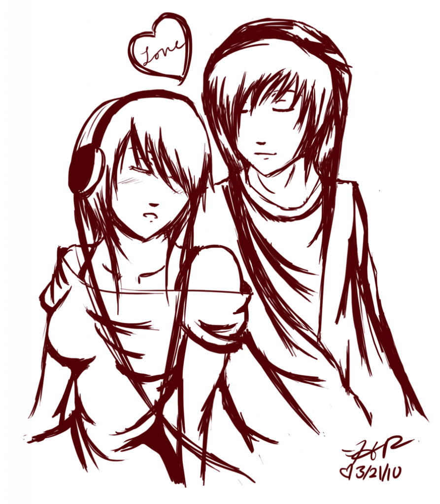 893x1024 Cute Love Couples Easy To Draw Cute Anime Love Couples To Draw