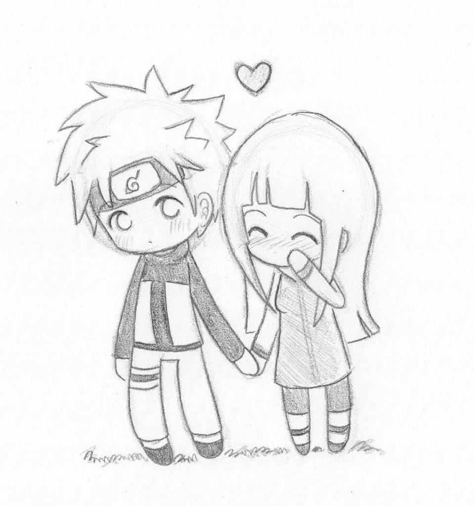 959x1024 Anime Drawing Love Cute Anime Love Couples Easy To Draw Easy Anime