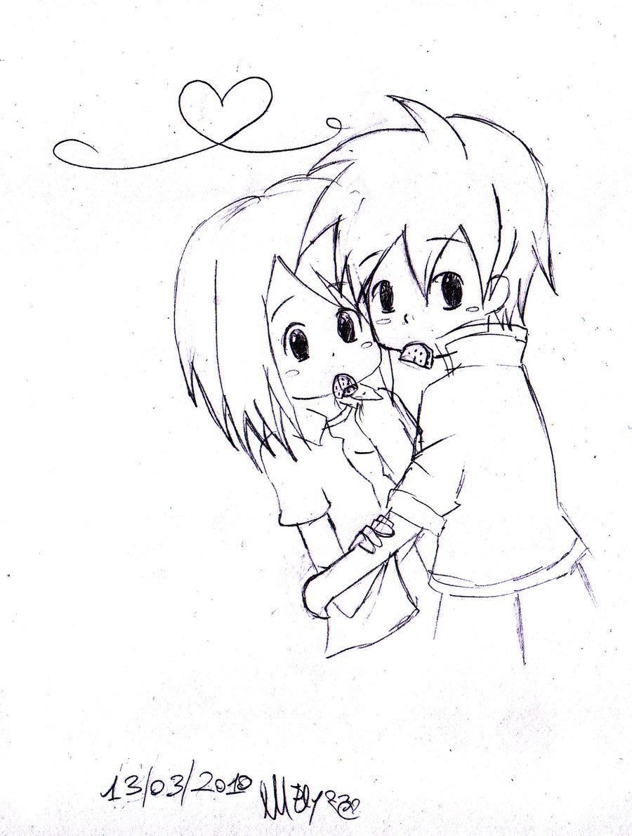 900x1191 Chibi Cute Love By Elychan1993