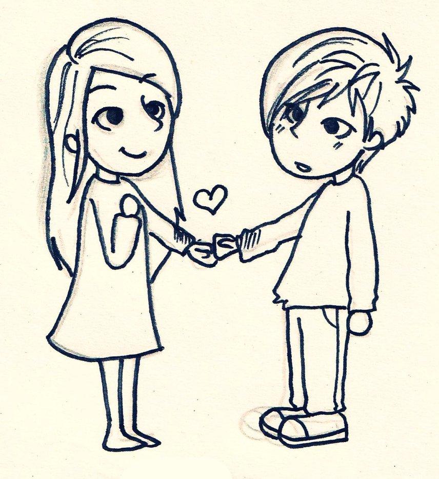 856x934 Cute Love By Killmeoutside