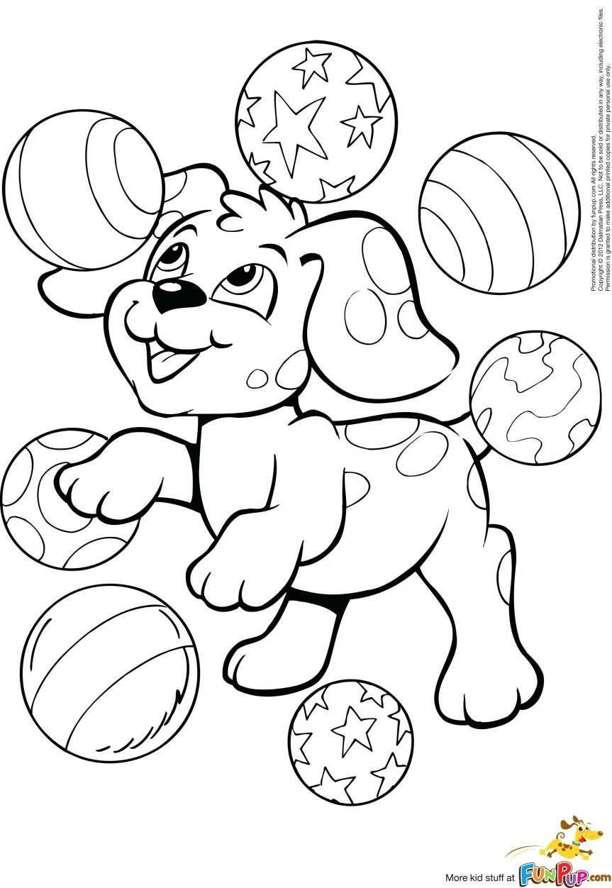 863x1252 Download Coloring Pages Of Puppies Printable Puppy Cute Dogs