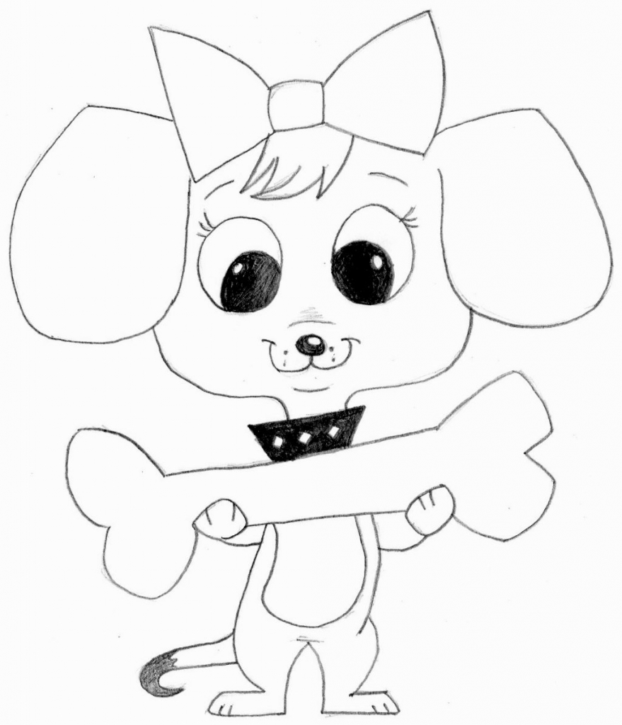 879x1024 Drawings Of Puppies Cute Puppy Drawings Puppies Puppy