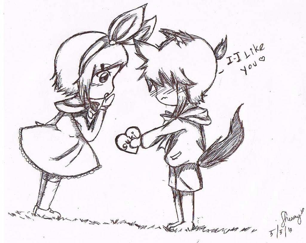 1024x813 Cute Drawings For Her Cute Love Drawings Pencil Art Hd Romantic