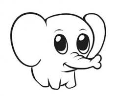 241x196 Image Result For Cute Elephant Drawing Cuties