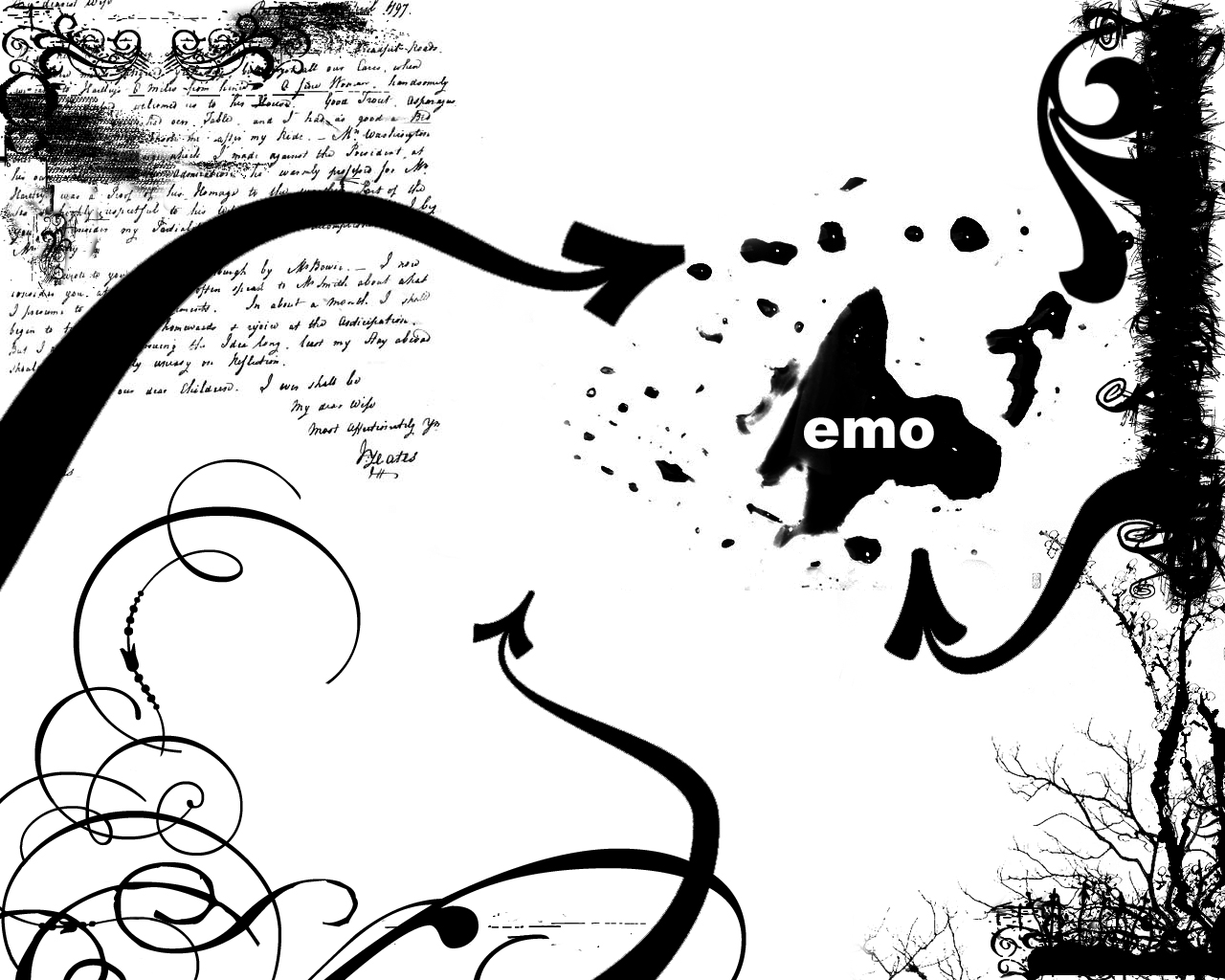 1280x1024 Emo Wallpapers Emo Wallpaper Emo Girls Emo Boys Emo