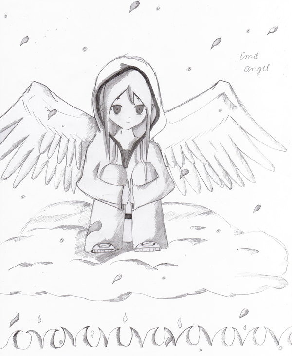 600x732 Emo Angel By Sasuke Girl Xoxo