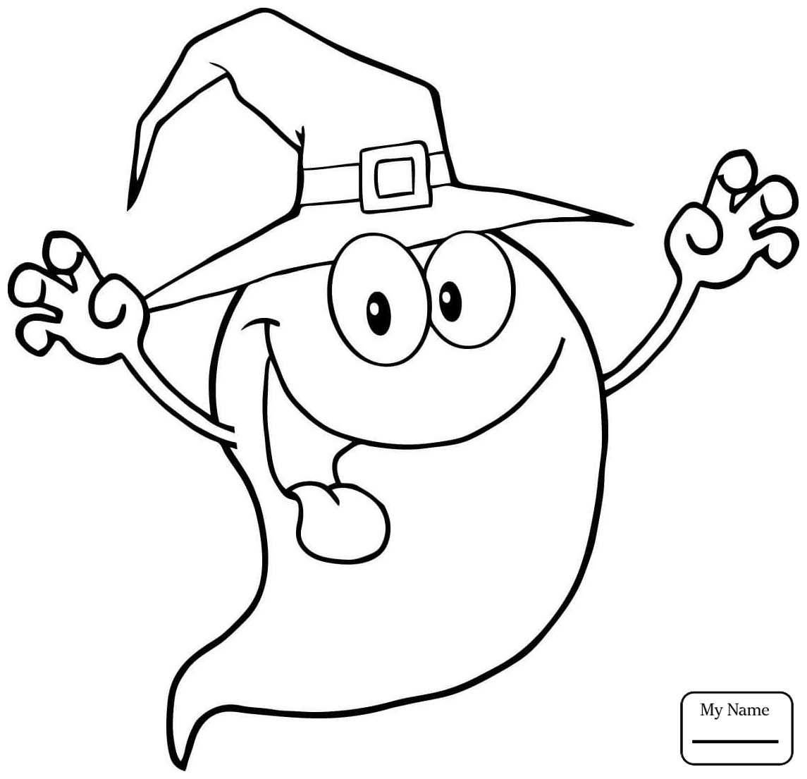 1145x1105 Coloring Pages Fantasy Mythology Cute Ghost Flying Over Rooftops