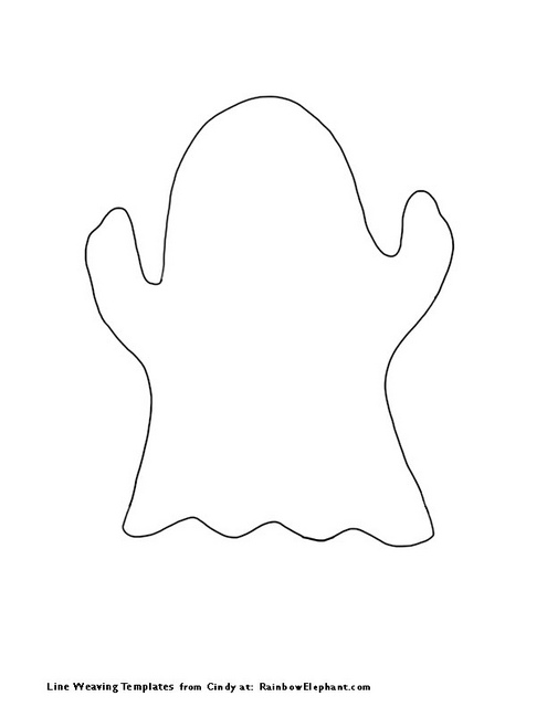 495x640 Ghost Template